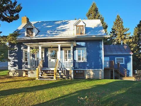 Maison à vendre à Baie-Saint-Paul, Capitale-Nationale, 44 - 46, Chemin de l'Équerre, 10775267 - Centris.ca
