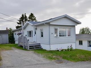 Mobile home for sale in Rimouski, Bas-Saint-Laurent, 16, Rue  Joseph-Paradis, 26750098 - Centris.ca