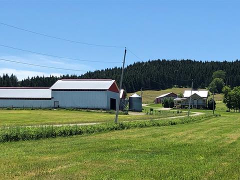 Farm for sale in Saint-Julien, Chaudière-Appalaches, 3169, 2e Rang Ouest, 27948393 - Centris