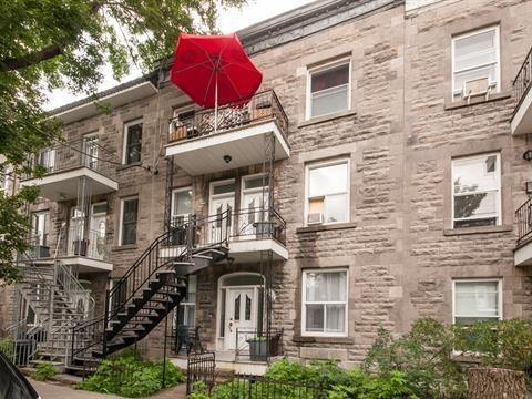 Triplex à vendre à Mercier/Hochelaga-Maisonneuve (Montréal), Montréal (Île), 2054 - 2058, Rue  Dézéry, 21049904 - Centris.ca