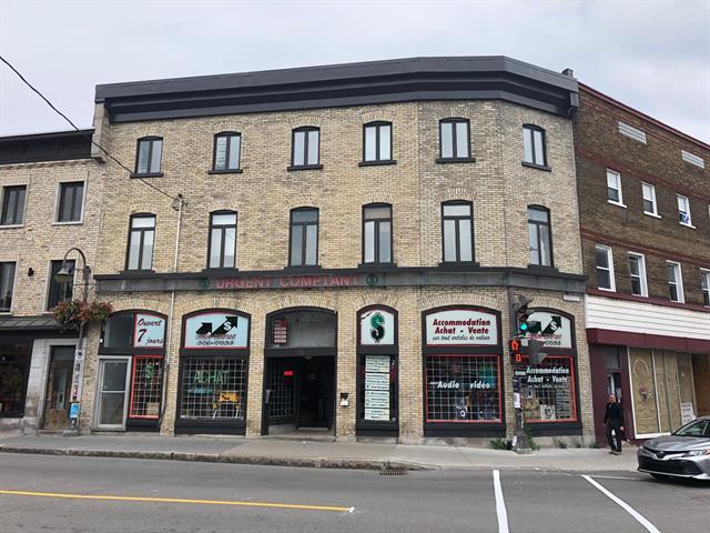 Commercial unit for rent in Québec (La Cité-Limoilou), Capitale-Nationale, 88, Rue  Saint-Vallier Ouest, 11536923 - Centris.ca