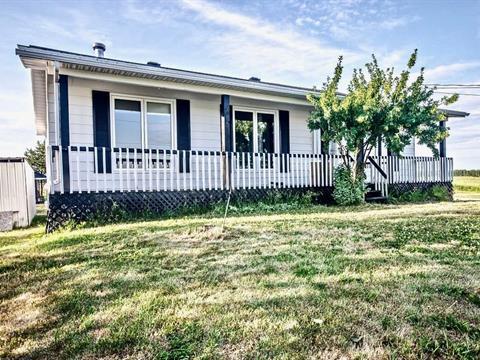 Maison à vendre à Barraute, Abitibi-Témiscamingue, 357, 1er-et-2e Rang Ouest, 12083900 - Centris.ca