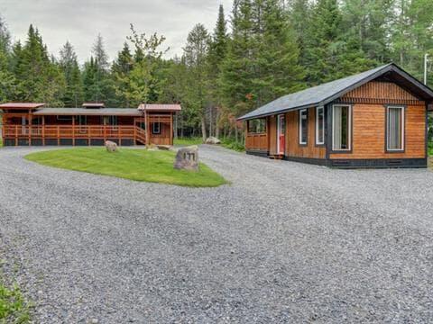 Maison mobile à vendre à Saint-Romain, Estrie, 177, Chemin du Domaine-Fortin, 28139127 - Centris.ca