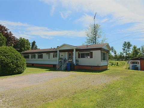 Mobile home for sale in Maskinongé, Mauricie, 5, Route  Livernoche, 26654391 - Centris.ca