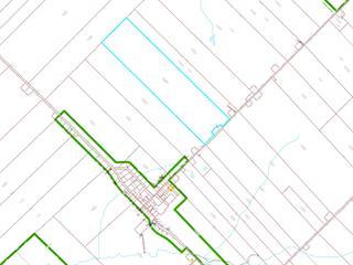 Terre à vendre à Saint-Louis-de-Gonzague (Chaudière-Appalaches), Chaudière-Appalaches, Rang de l'Église, 14857901 - Centris.ca
