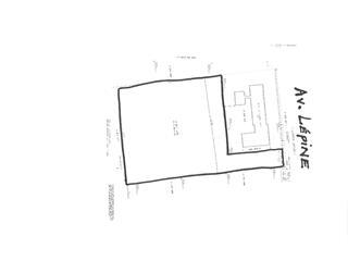 Land for sale in Gatineau (Buckingham), Outaouais, 140, Avenue  Lépine, 12386121 - Centris.ca