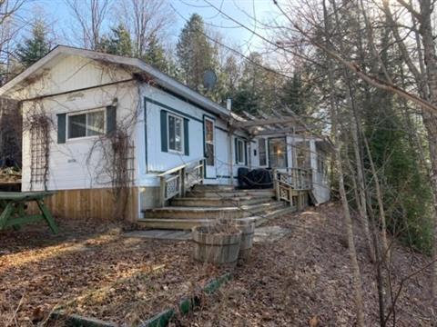 Mobile home for sale in Wentworth, Laurentides, 61, Chemin des Sapins, 28023012 - Centris.ca