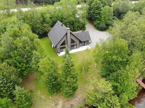 Chalet à vendre à Saint-Roch-de-Mékinac, Mauricie, 431, Route  Ducharme, 15470957 - Centris.ca