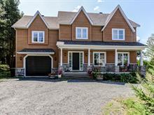 Maison à vendre à Prévost, Laurentides, 461, Rue du Clos-du-Marquis, 10965036 - Centris.ca
