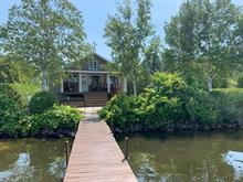 Cottage for sale in Saint-Aimé-des-Lacs, Capitale-Nationale, 26, Chemin du Lac-Nairn, 22441808 - Centris.ca