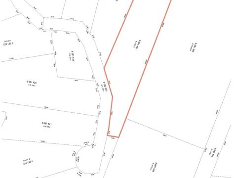 Terrain à vendre à Gore, Laurentides, Rue  Hazlett-Hicks, 20126320 - Centris.ca