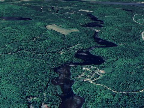 Terrain à vendre à Chénéville, Outaouais, Chemin de la Petite-Nation, 14804749 - Centris.ca