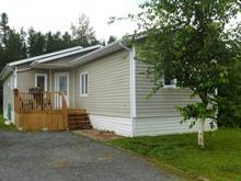 Mobile home for sale in Saint-Ambroise, Saguenay/Lac-Saint-Jean, 65, Rue des Pins, 18067983 - Centris.ca