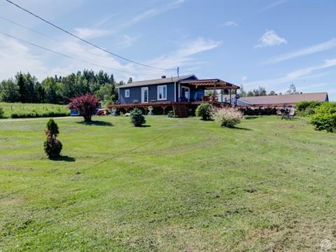 Fermette à vendre à Saint-Julien, Chaudière-Appalaches, 2879, 3e Rang Ouest, 13367056 - Centris.ca