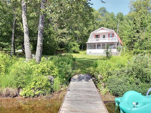 Cottage for sale in La Tuque, Mauricie, 7, Chemin du Lac-à-la-Ligne, 25959663 - Centris.ca