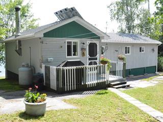 Cottage for sale in Témiscaming, Abitibi-Témiscamingue, 404, Chemin du Lac-Gordon, 28533648 - Centris.ca
