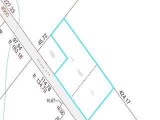 Terrain à vendre à Saint-Benjamin, Chaudière-Appalaches, Route  275, 26643503 - Centris.ca