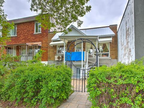 House for sale in Montréal (Ville-Marie), Montréal (Island), 2839, Rue de Rouen, 19204760 - Centris.ca