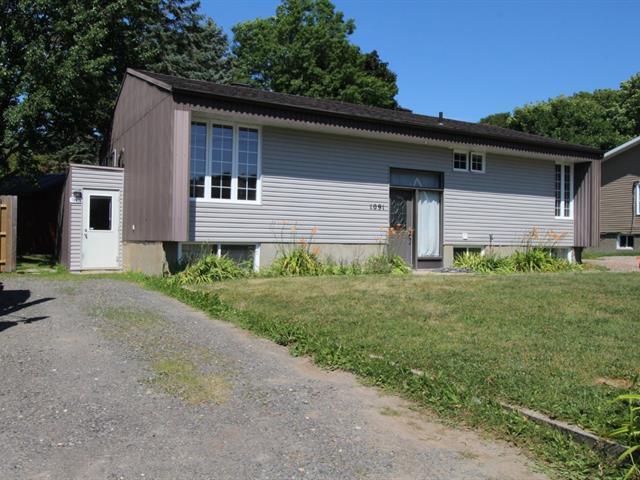 Duplex for sale in Lévis (Les Chutes-de-la-Chaudière-Est), Chaudière-Appalaches, 1091 - 1091B, Rue  De Vinci, 27881573 - Centris.ca