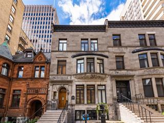 Maison à vendre à Montréal (Ville-Marie), Montréal (Île), 3420, Rue  Drummond, 11063166 - Centris.ca