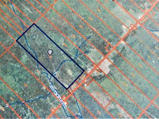 Land for sale in Saint-Omer, Chaudière-Appalaches, Rang des Gagnon, 22633173 - Centris.ca