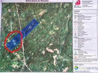 Terre à vendre à Notre-Dame-du-Rosaire, Chaudière-Appalaches, Route  283, 27316481 - Centris.ca