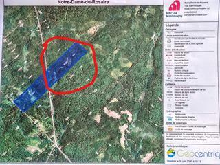Land for sale in Notre-Dame-du-Rosaire, Chaudière-Appalaches, Route  283, 21072183 - Centris.ca