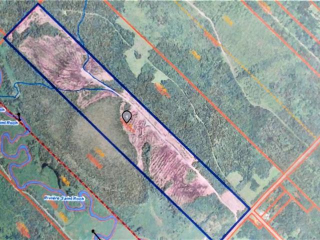 Terre à vendre à Saint-Omer, Chaudière-Appalaches, Rang des Gagnon, 15128528 - Centris.ca