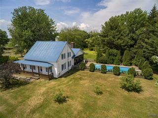 Farm for sale in Pierreville, Centre-du-Québec, 25, Rang du Petit-Bois, 11595715 - Centris.ca