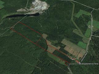 Land for sale in Wotton, Estrie, Chemin du 1er-Rang, 28450608 - Centris.ca
