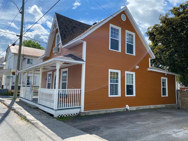 Maison à vendre à Sainte-Angèle-de-Mérici, Bas-Saint-Laurent, 558, Avenue de la Vallée, 13477134 - Centris.ca