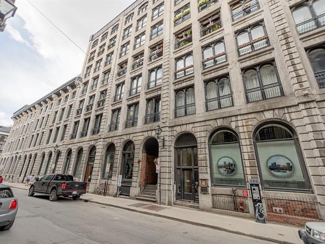 Condo à vendre à Montréal (Ville-Marie), Montréal (Île), 65, Rue  Saint-Paul Ouest, app. 105, 25595599 - Centris.ca