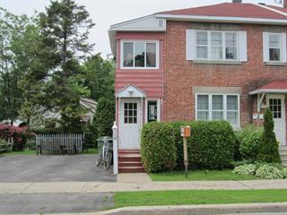 Triplex à vendre à Sainte-Anne-de-Bellevue, Montréal (Île), 17 - 17A, Avenue  Garden City, 11627365 - Centris.ca