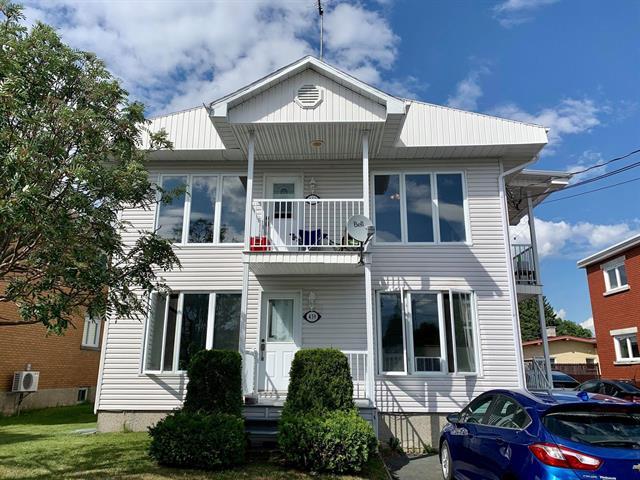 Duplex à vendre à Asbestos, Estrie, 439 - 441, Rue  Lafrance, 20831117 - Centris.ca