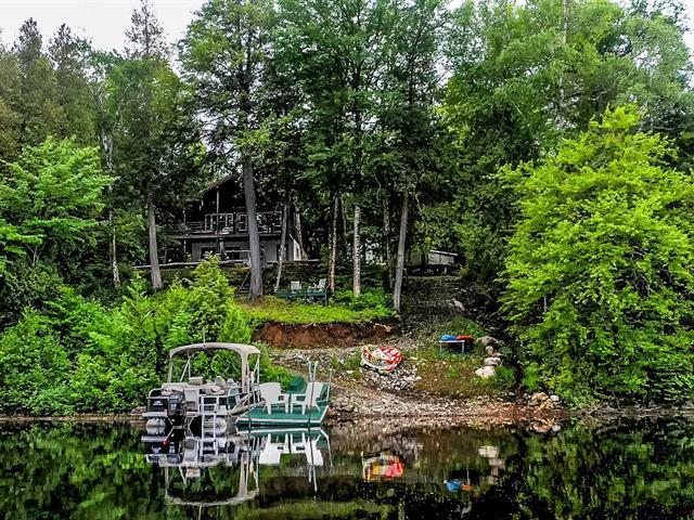 Chalet à vendre à Saint-Alexis-des-Monts, Mauricie, 160, Chemin du Lac-des-Pins-Rouges, 23820615 - Centris.ca