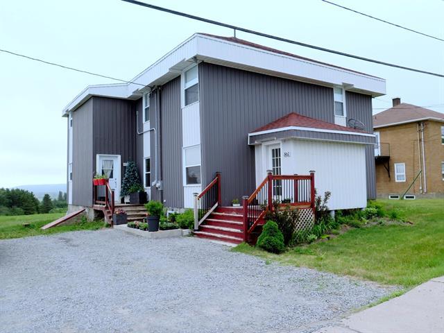 Duplex à vendre à Mont-Joli, Bas-Saint-Laurent, 859 - 861, Avenue du Sanatorium, 24736183 - Centris.ca