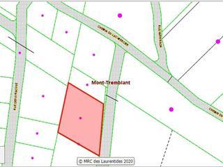 Terrain à vendre à Mont-Tremblant, Laurentides, Chemin du Lac-Mercier, 22574748 - Centris.ca