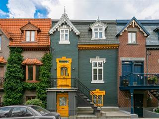 Maison à vendre à Montréal (Le Plateau-Mont-Royal), Montréal (Île), 3844, Rue  Drolet, 14148558 - Centris.ca