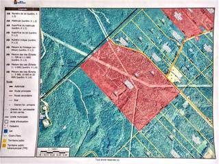 Land for sale in Saint-Elzéar-de-Témiscouata, Bas-Saint-Laurent, Chemin  Thibault, 18951701 - Centris.ca