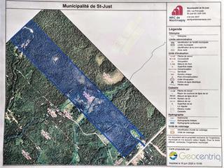 Terre à vendre à Saint-Just-de-Bretenières, Chaudière-Appalaches, Route  204, 26300260 - Centris.ca