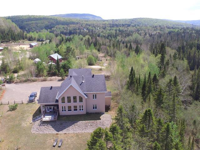 Bâtisse commerciale à vendre à Saint-Donat (Lanaudière), Lanaudière, 10Z, Chemin de la Rivière-Noire, 20383420 - Centris.ca