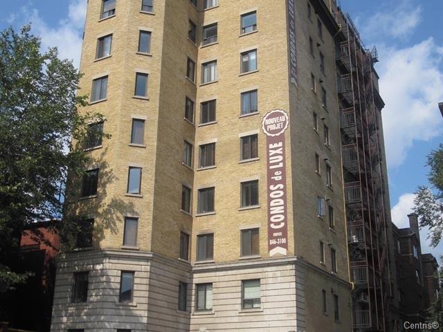 Condo / Apartment for rent in Montréal (Ville-Marie), Montréal (Island), 3465, Chemin de la Côte-des-Neiges, apt. 25, 23815126 - Centris.ca