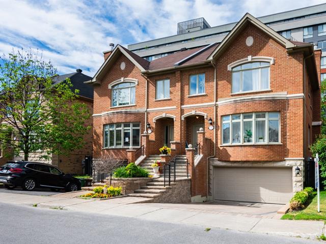 House for sale in Côte-Saint-Luc, Montréal (Island), 5780, Croissant  Ilan Ramon, 9241997 - Centris.ca