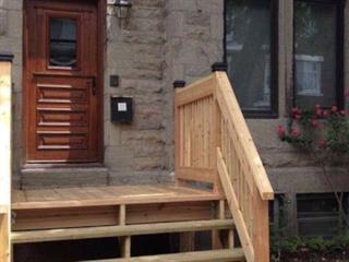 Condo / Appartement à louer à Westmount, Montréal (Île), 379, Avenue  Claremont, 16821351 - Centris.ca