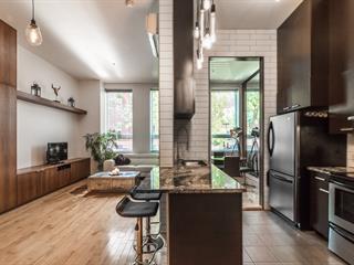 Condo / Apartment for rent in Montréal (Mercier/Hochelaga-Maisonneuve), Montréal (Island), 4211, Rue de Rouen, apt. D118, 12507179 - Centris.ca