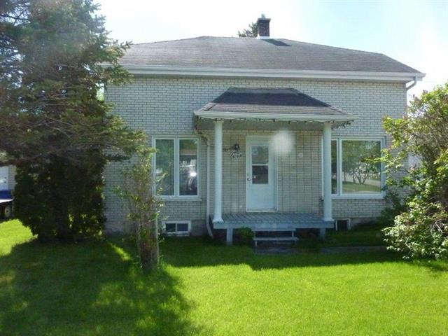 House for sale in Normandin, Saguenay/Lac-Saint-Jean, 1189, Avenue de la Gare, 21024829 - Centris.ca