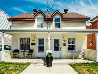 Duplex à vendre à Gatineau (Hull), Outaouais, 125 - 127, Rue  Papineau, 24178426 - Centris.ca