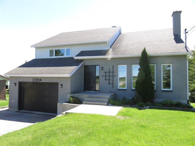 Maison à vendre à Saint-Félicien, Saguenay/Lac-Saint-Jean, 1789A, Route  Saint-Eusèbe, 16537438 - Centris.ca