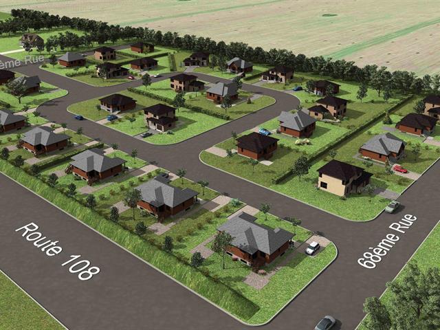 Terrain à vendre à Beauceville, Chaudière-Appalaches, 110e Rue, 10270202 - Centris.ca