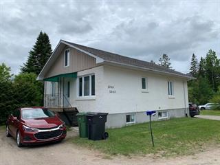 Duplex for sale in Mont-Laurier, Laurentides, 2263 - 2265, Chemin du 4e-Rang Sud, 13705208 - Centris.ca